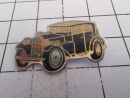 519 Pin's Pins : BEAU ET RARE : Thème AUTOMOBILES / VOITURE NOIRE LIMOUSINE ANNEES 30 - Pins