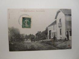 HAUTE MARNE CORGIRNON ROUTE DE BUSSIERES - Francia