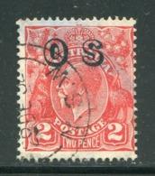 AUSTRALIE- Service Y&T N°57- Oblitéré - Officials