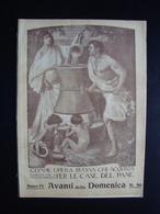 Avanti Della Domenica Anno IV Numero 46 1906 Case Del Pane Socialismo - Libri, Riviste, Fumetti