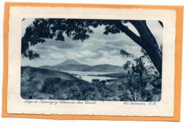 El Salvador 1920 Postcard - Salvador