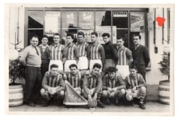Xxx77-ZE-SPORT-FOOTBALL-Entente Jeunesse Corporative V.A.-Valenciennes-----------animée - Sports