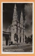 El Salvador 1930 Real Photo Postcard - Salvador