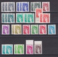 TIMBRE FRANCE/ ENTRE LE N° 1962 ET LE N° 1979 MANQUE N° 1970 NEUF SANS CHARNIERE COTE 16 EURO - Autres
