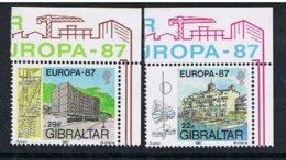 Gibraltar Y/T 530 / 531 (**) - Gibraltar