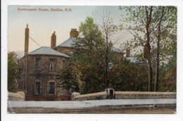 Halifax - Government House - Halifax