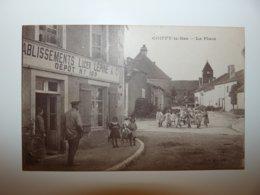 HAUTE MARNE COIFFY LE BAS LA PLACE - Francia