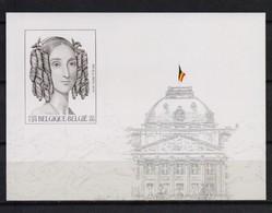 BLOK 88 KONINGIN LOUISA MARIA ONGETAND POSTFRIS** 2001 - Belgium