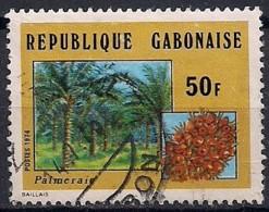 YT N° 337 - Oblitéré - Agriculture - Gabon (1960-...)