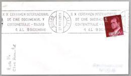 XX Certamen Internacional De CINE DOCUMENTAL Y CORTOMETRAJE. Bilbao, Pais Vasco, 1978 - Cinema