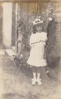 Carte Photo Laval Fête Dieu 10 Juin 1917 Mayenne  Famille Desille Gandon De Laval - Louverne