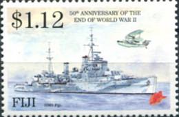 Ref. 599717 * NEW *  - FIJI . 1995. 50TH ANNIVERSARY OF THE END OF THE SECOND WORLD WAR. 50 ANIVERSARIO DEL FIN DE LA - Fiji (1970-...)