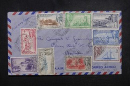 BARBADES - Enveloppe FDC De St James En 1950 Pour St James ( Colony Club ) - 45644 - Barbados (...-1966)