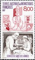 Ref. 190972 * NEW *  - FRENCH ANTARCTIC TERRITORY . 1997. MEDICINE. MEDICINA - French Southern And Antarctic Territories (TAAF)