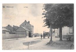 Watermael Boitsfort Watermaal Bosvoorde La Gare Attelage Cheval 1907 - Watermaal-Bosvoorde - Watermael-Boitsfort
