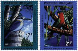 Ref. 35972 * NEW *  - FRENCH POLYNESIA . 1991. BIRDS. AVES - Polinesia Francesa