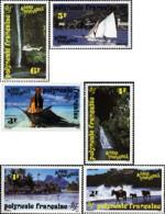 Ref. 43644 * NEW *  - FRENCH POLYNESIA . 1992. ACTIVIDADES TURISTICAS - Polinesia Francesa