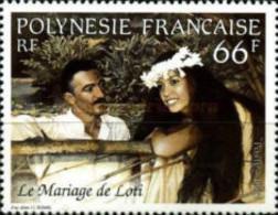 Ref. 367042 * NEW *  - FRENCH POLYNESIA . 1995. BODA DE LOTI - Polinesia Francesa