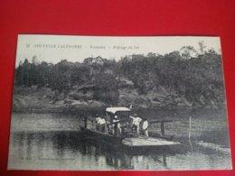 NOUVELLE CALEDONIE TONTOULA PASSAGE DU LAC - Nouvelle Calédonie