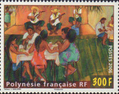 Ref. 579553 * NEW *  - FRENCH POLYNESIA . 2006. DAILY LIFE. VIDA COTIDIANA - Polinesia Francesa