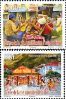 Ref. 301295 * NEW *  - FRENCH POLYNESIA . 2013. DAILY IMAGES. ESCENAS COTIDIANAS - Polinesia Francesa