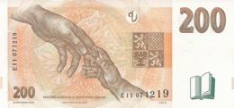 CZECHIA P. 19c 200 K 1998 UNC - Tschechien