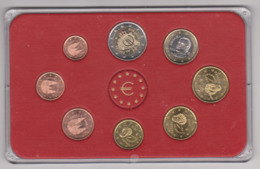 """Espana 2012 Blister With Euro-mintset BU With 2 Euro Coin """"10 Years Introduction Of Euro Cash"""" - Espagne"""