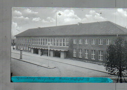 Neg5230/ Hamburg Bergedorf Neuer Bahnhof Altes Negativ  40/50er Jahre - Bergedorf