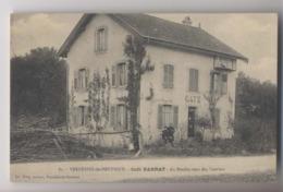 PORTIEUX (88 - Vosges) - Verreries-de-Portieux - LE CAFÉ BARRAT - Au Rendez-vous Des Verriers - Animée - Sonstige Gemeinden
