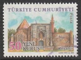 Turkey 2006 Turkish Provinces 50 K Multicoloured SW 3569 O Used - 1921-... Republic