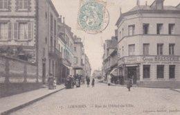 17 LOUVIERS  RUE DE L HOTEL DE VILLE - Louviers