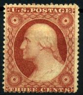 Estados Unidos Nº 10. Año 1857/60 - Nuevos