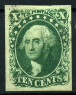 Estados Unidos Nº 7. Año 1851/56 - Usados