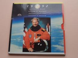KMR > Jaarset 1992 > Dirk FRIMOUT > De Belgische Wetenschap ( For Grade, Please See Photo ) ! - Uncirculated