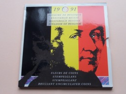 KMR > Jaarset 1991 > Wolfgang Amada MOZART ( For Grade, Please See Photo ) ! - Uncirculated