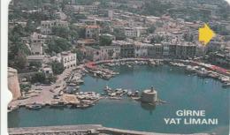 Northern Cyprus - Girne Yat Limani (Kyrenia Marina) - Télécartes