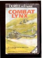 Informatique. Cassette De Jeu Pour Ordinateur Amstrad CPC 464. Combat Lynx. Simulateur De Air-sol. - Otros