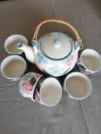 Service à Thé Ou A Café (7 Pièces) - Dishware, Glassware, & Cutlery
