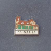 1 Pin's Sapeurs Pompiers De BARR (BAS RHIN - 67) - Bomberos
