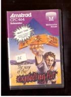 Informatique. Cassette De  Jeu Pour Ordinateurs Amstrad CPC 464 Et Scheider. The Way Of Exploding Fist. - Other