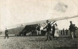 PHOTO ORIGINALE AVION  FARMAN F 222  FORMAT  9 X 6 CM - Aviation