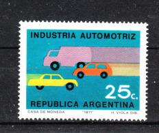 Argentina  - 1971. Industria Automobilistica. Automotive Industry . MNH - Fabbriche E Imprese