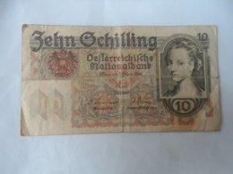 Austria 10 Schilling 1946 - Vietnam