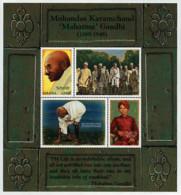 Ref. 318086 * NEW *  - GHANA . 1998. 50th DEATH ANNIVERSARY OF MAHATMA GANDHI. 50 ANIVERSARIO DE LA MUERTE DE MAHATMA GA - Ghana (1957-...)