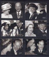 Great Britain - 2007 - Royal Diamond Wedding - Used - 1952-.... (Elizabeth II)