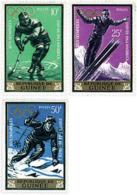 Ref. 222092 * NEW *  - GUINEA . 1964. IX OLYMPIC WINTER GAMES. INNSBRUCK 1964. 9 JUEGOS OLIMPICOS DE INVIERNO. INNSBRUCK - República De Guinea (1958-...)