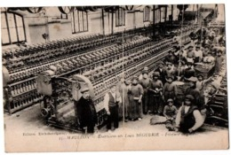 MAULEON  FILATURE BEGUERIE  TRES ANIMEE - Mauleon Licharre