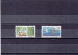 ITALIE 1979 EUROPA Yvert 1389-1390 NEUF** MNH - 6. 1946-.. Republik