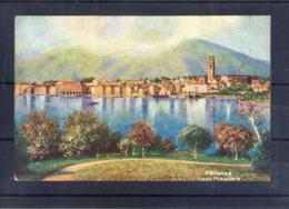 Chocolaterie D'aiguebelle. Carte Postale. Pallanza. Lago Maggiore - Aiguebelle