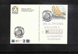 France 1995 Sailing Interesting Cover - Kanu